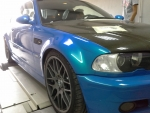 BMW E46 M3 Turbo - 2013