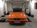 BMW E34 M50B28 Turbo