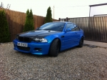 BMW E46 M3 Turbo Poza 1