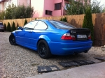 BMW E46 M3 Turbo Poza 4